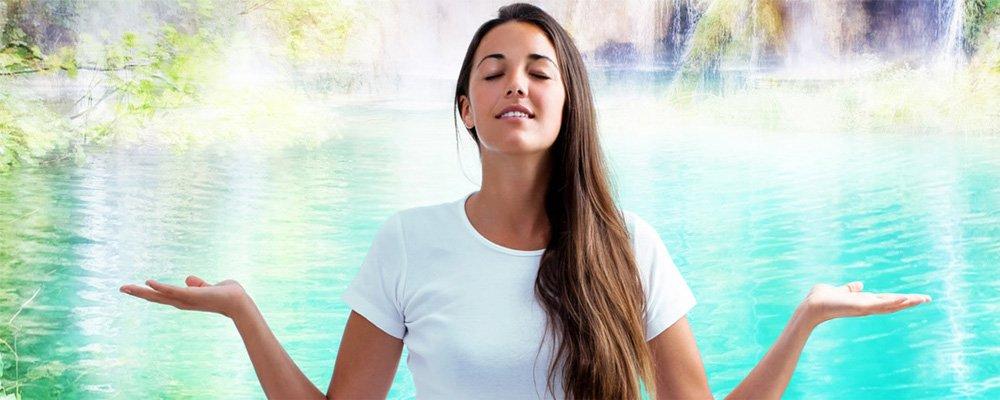 Meditación en YogaRivas