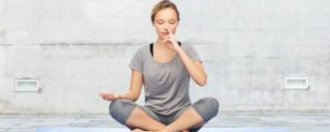Pranayama respiración