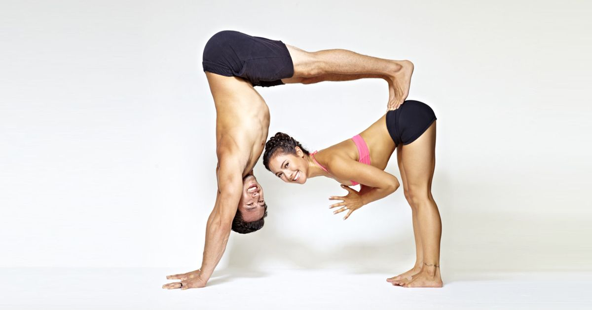 Taller de Yoga en pareja en Rivas