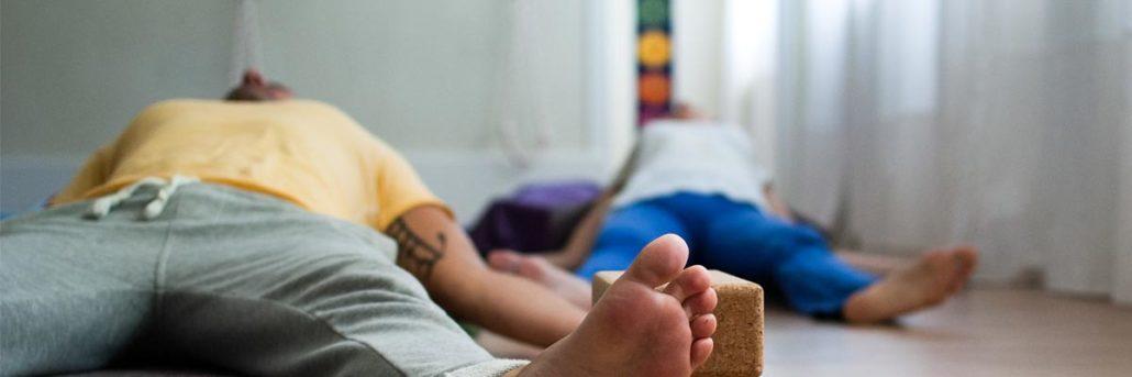 yoga para el estres y la ansiedad