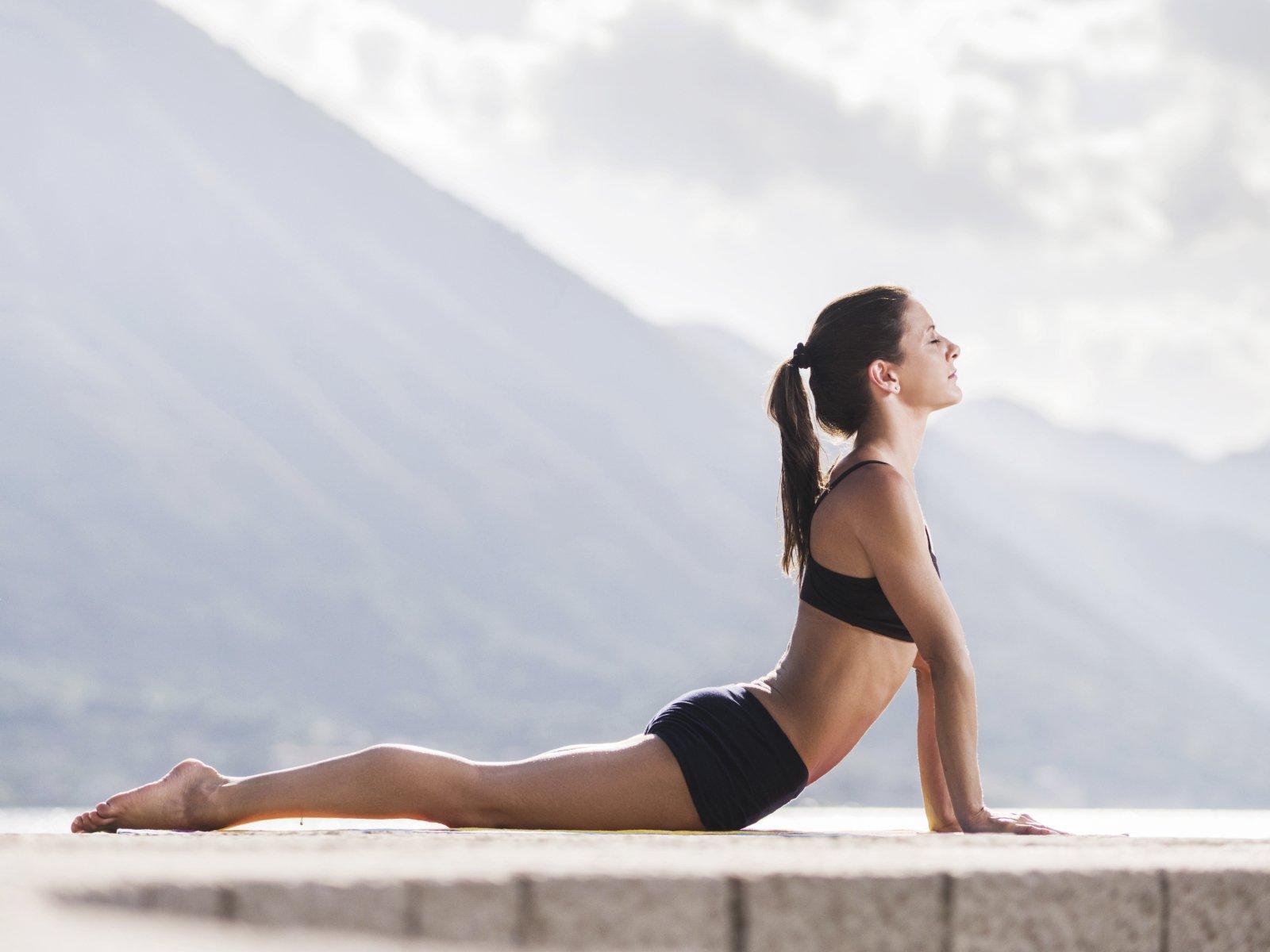 Yoga para adelgazar | Yoga Rivas