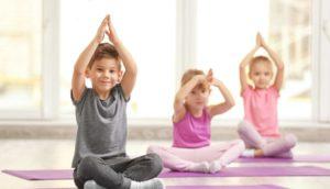 Yoga para niños | Yoga Rivas