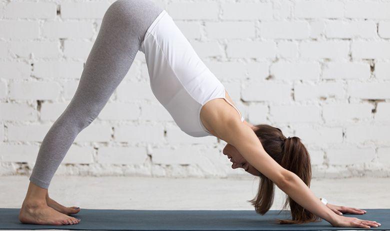 3 ejercicios de Yoga para principiantes